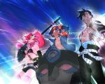 Gurren Lagann Wallpaper by Ch33zyph33r