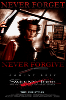 Sweeney Todd Movie Poster 8 by scionjon