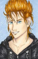 Demyx - coloured by Sjostrand