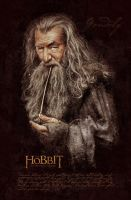 Gandalf - The Hobbit by PaulShipper