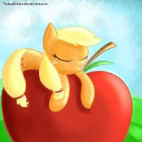MLP-FIM: Apple-Love by TsubukiSan