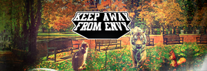 Keep away from Envy by Nicoezm