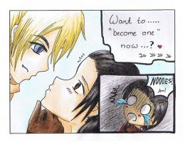 Become one...? by Saoto