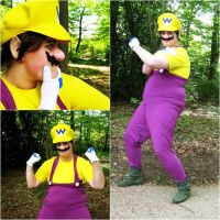 Wario-Time by Yonka-Two