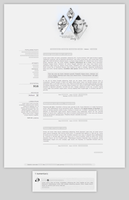 Blogspot template Elijay Mikelson by MySensitiveHeart
