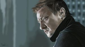 Clint Barton by NAS12