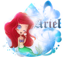 Ariel under the sea by SmilingOfTheHealer