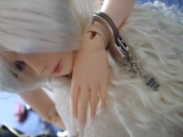 talons and an angel by child-of-aros