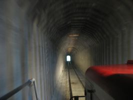 Vail Tunnel by EvilSqurl