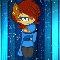 Blue Sal by Beautiful-Evanescent