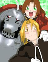 FMA- a memory well will never forget by AnimeEmm