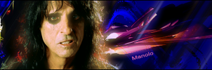 Another Alice Cooper sig by manolitox