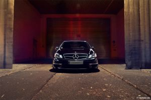 Mercedes-Benz C63 AMG - 5 by mystic-darkness