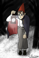 Wirt by CheshireChaosWolf