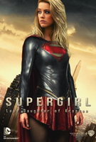 Supergirl - Last Daughter of Krypton by Shervell