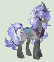Nebula .:Crystal Pony-OLD VERSION:. by XKSilver
