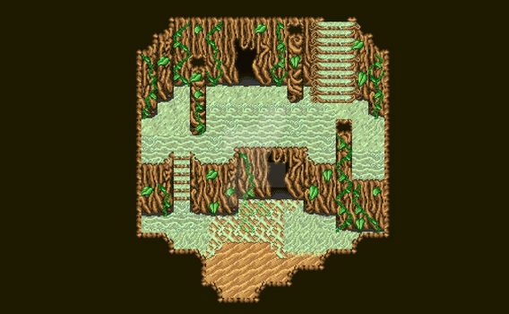 Root Cave (WIP) by phanxgames