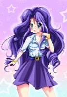 My Little Pony Friendship Is Magic: Rarity by kiriche