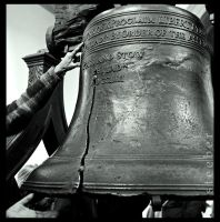 Liberty Bell 1975 by steeber