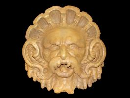 Tritan Neptune Sea God by FantasyStock