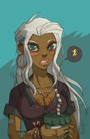 Storm by lemon5ky