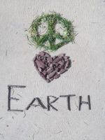 Peace, Love, Earth by rumtumtugger2112