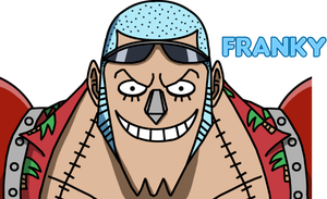 Franky by SergiART