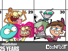 More Anniversary Neighbors by Coonfoot
