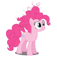 Pinkie's Bad Hair Day by SNX11