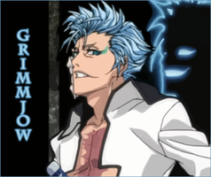 Grimmjow Jaegerjaques by DemonFoxKira