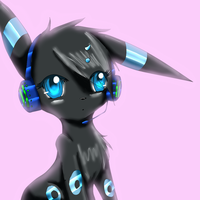 vocaloid umbreon by bakuganmegafangirl01