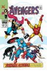 The Avengers issue 58 - Homage to John Buscema by bennyfuentes