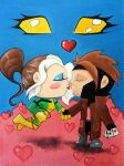 Rogue Wuvs Remy by zombilina