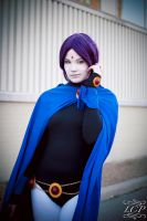 Empath - Raven (Teen Titans) by Angelic-Nirvana