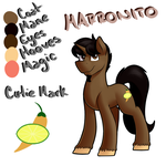 Marronito Reference by RubyW32