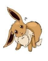 Eevee by Jas656