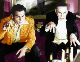 Ed Wood by canadian-pirate-girl