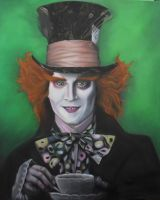 Mad Hatter by The-Little-Mermaid28