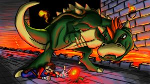 Bowser's Cruelty by Cronoan
