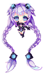 PURPLE HEART by SYGNALLOST