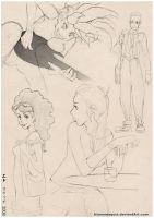 Sketches 24 2008 by titanomaquia