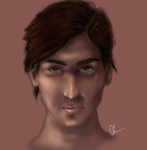 Dark/Maroon Colour Study by SpezzedUp