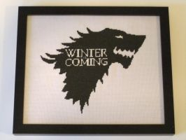 Winter is Coming by AlaskanAsh
