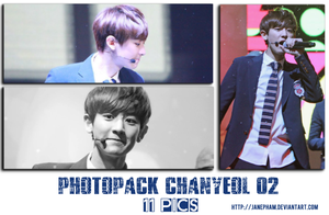 Photopack Chanyeol 02 by JanePham by JanePham