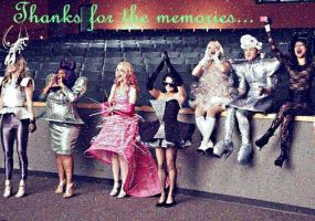 Thanks For the Memories by AkiHannah