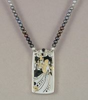 Gweneviere, Queen of Camelot by KellyMorgenJewelry