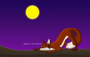 Fox Nigth by luquituxxx
