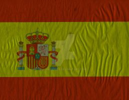 Spanish Flag by hassified