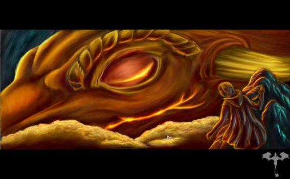 Smaug WIP by turel