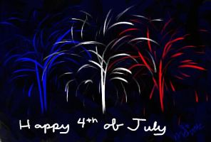 Happy Independence Day by darkmuffinsouls